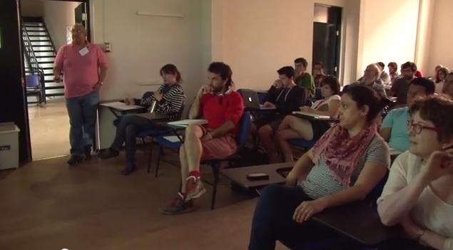 Escuela de Investigación matemática reúne a expertos internacionales