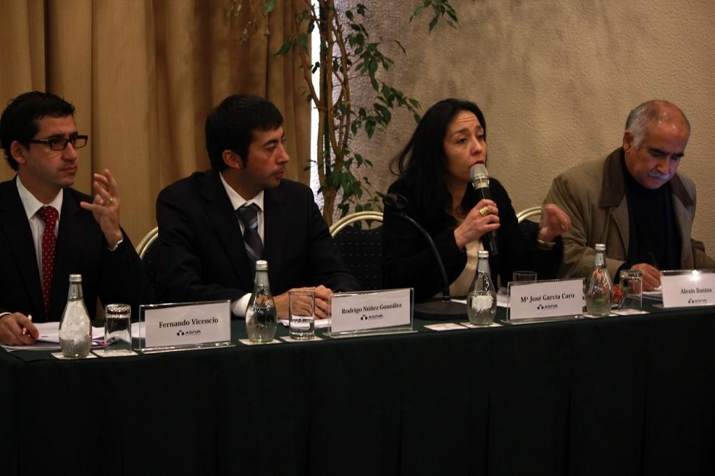 Exponentes de la innovación se reúnen en seminario de ASIVA