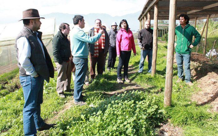 Visita a Centro de Transferencia Tecnológica de Agricultura