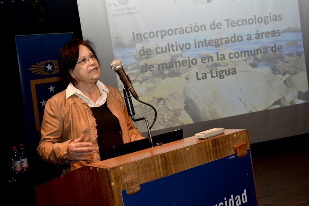 Cultivo integrado de erizos impulsará el desarrollo pesquero artesanal en La Ligua