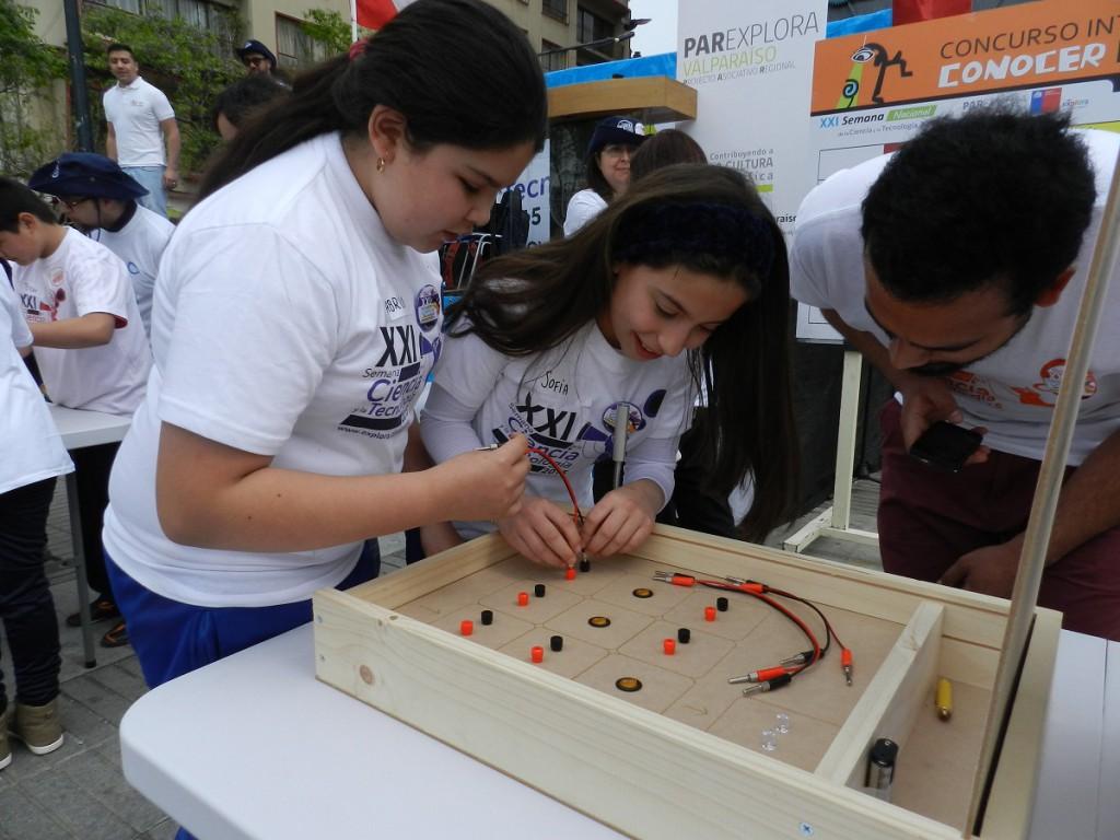 Comienza Semana de la Ciencia y Tecnología en la Quinta Región