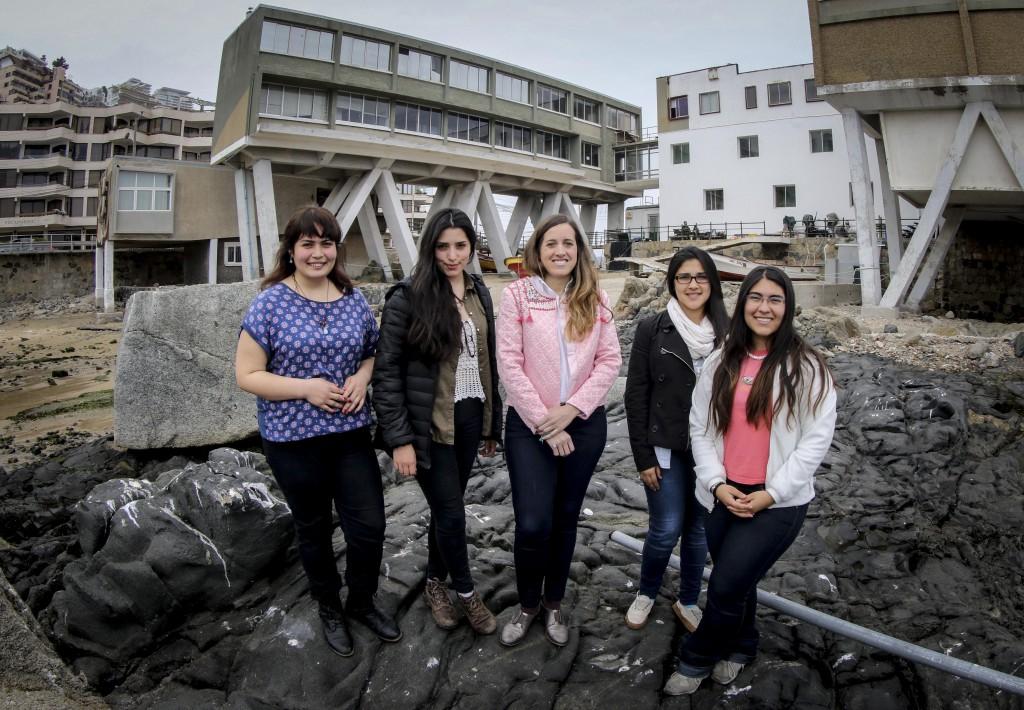 Estudiantes obtuvieron Premio a la Idea Ganadora en concurso «Aplica tu Idea»