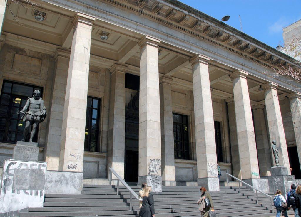 Académico realizó estadía de investigación en Uruguay, Argentina y México