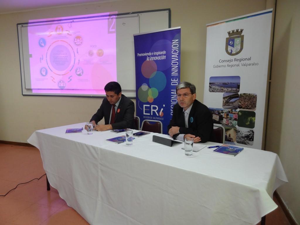 Director de Investigación participa en Seminario Taller Regional ERi «Yo Innovo»