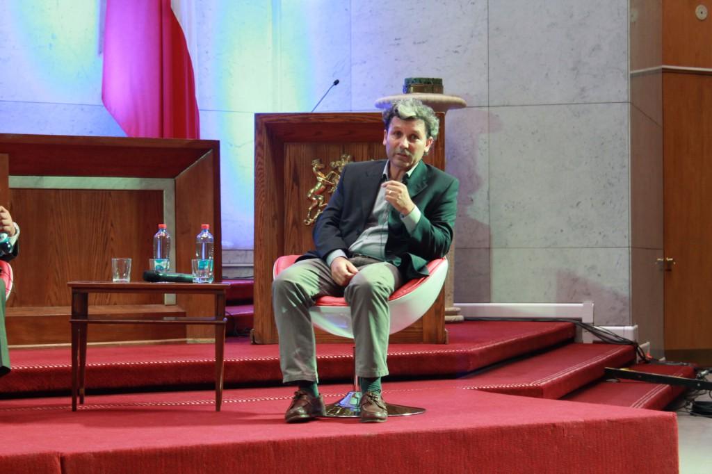 Director de Investigación de la UV destaca en panel del Congreso del Futuro en Valparaíso