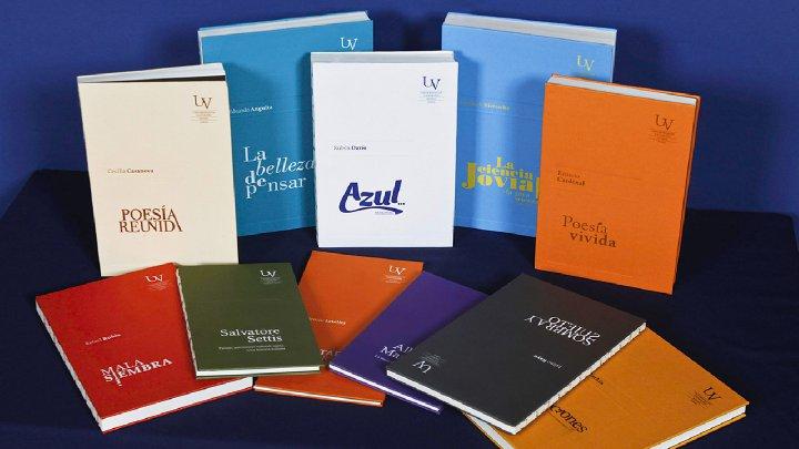 Editorial UV se adjudicó siete proyectos en Fondo del Libro 2016