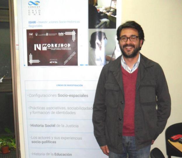 Investigador expone en Primera Jornada de la Historia de la Infancia en Chile