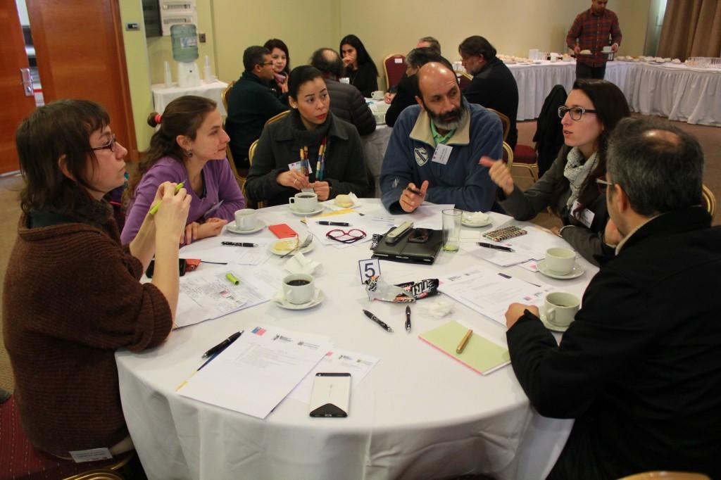 Integrantes de PMI 1402 de Innovación en Salud se reúnen en productiva jornada de trabajo