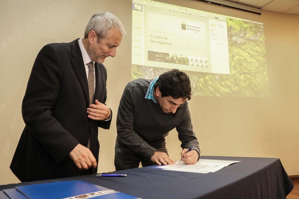 Universidad de Valparaíso cuenta con cinco nuevos Centros de Investigación