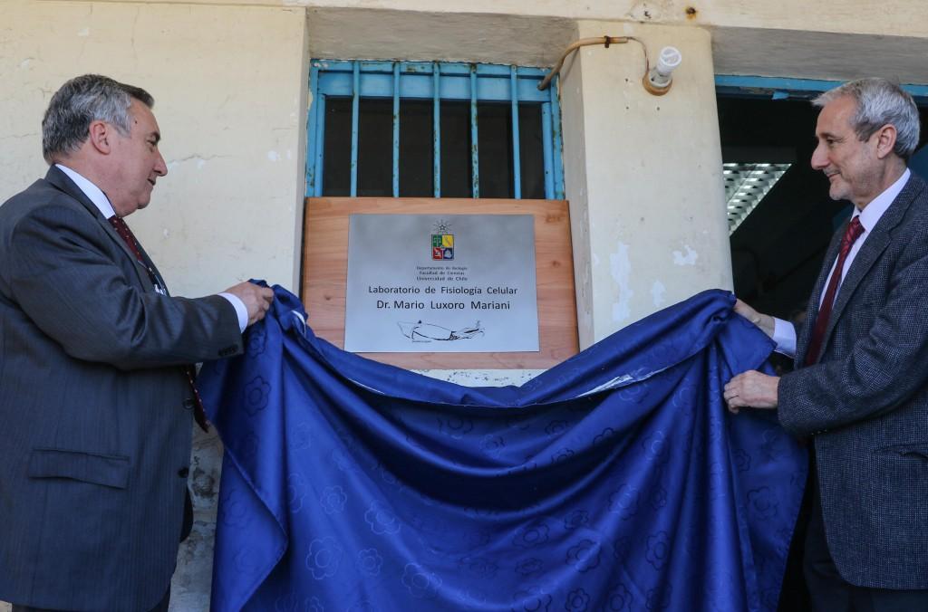 UV y U. de Chile realizaron homenaje a profesor Mario Luxoro en Montemar