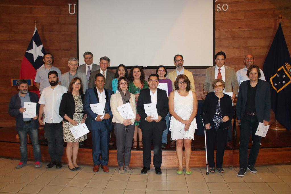 Con premiación a investigadores culminó VII Jornada de Investigación DIUV 2016
