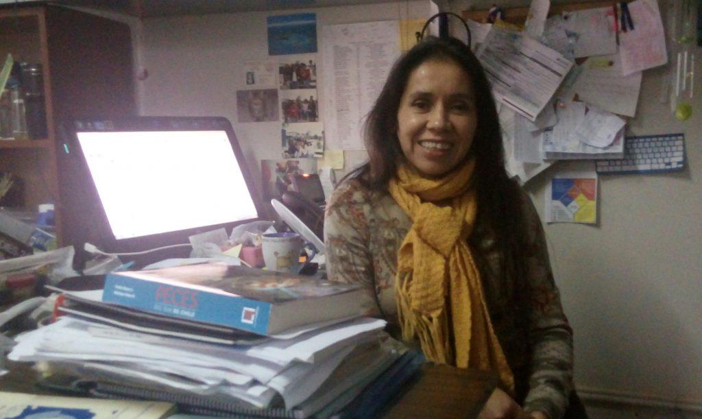 Investigadora UV participará en Ciclo de Charlas Explora en el marco del Mes del Mar