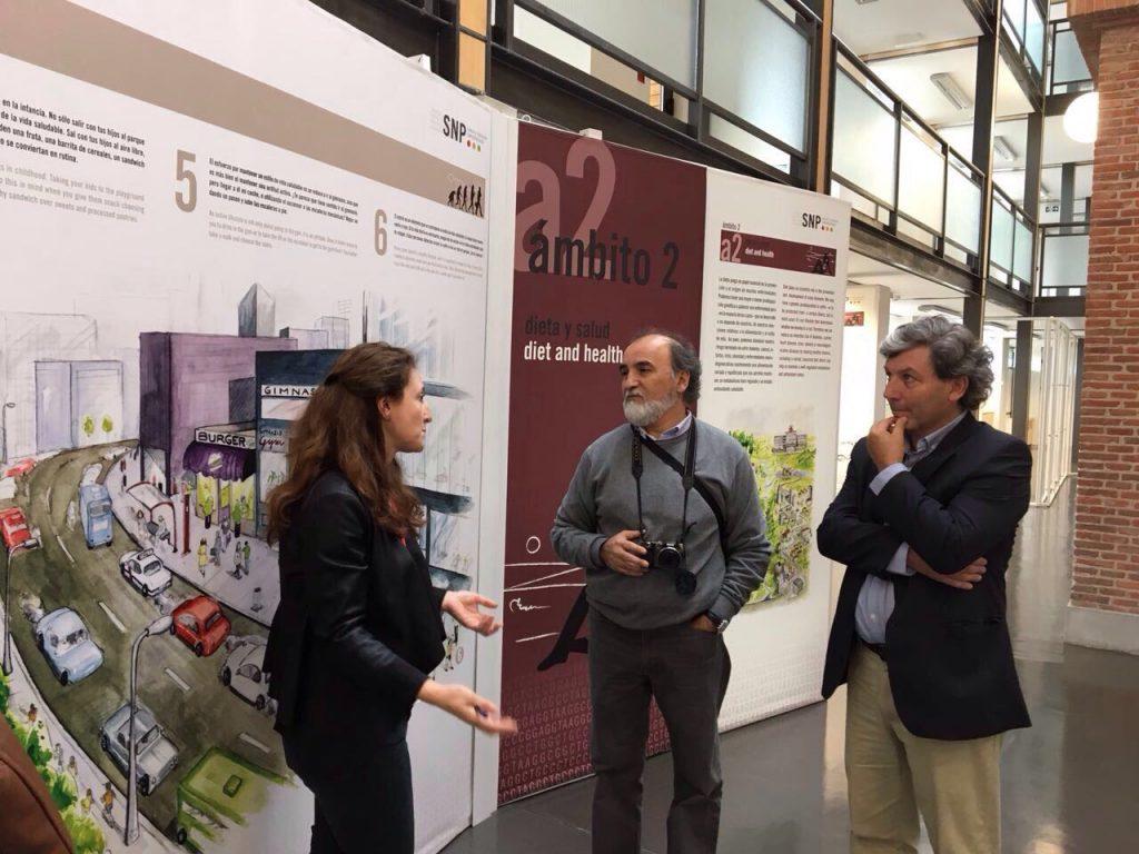 Director de Investigación participa en productiva Misión Tecnológica en España junto al CREAS