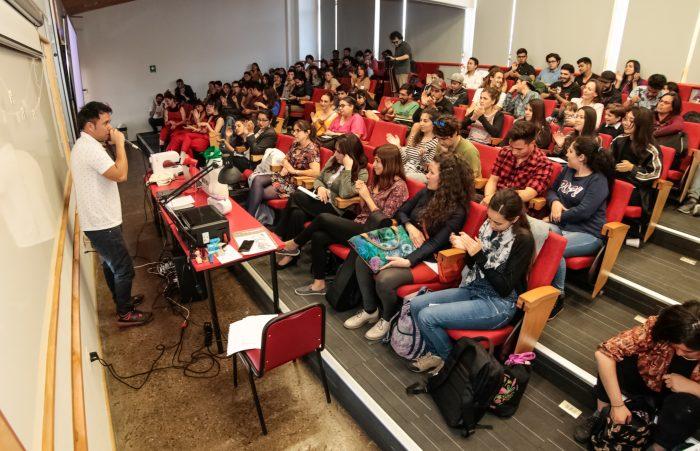 """Estudiantes de pre y postgrado se reunieron en jornada """"Archipiélago de saberes"""""""