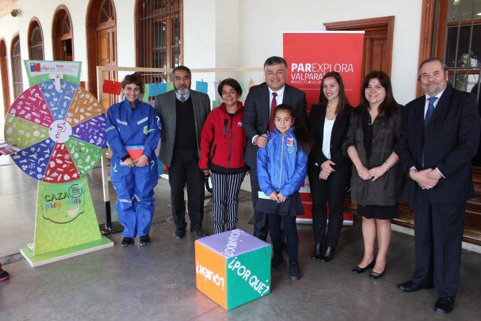 UV participa en Semana de la Ciencia en la Región de Valparaíso