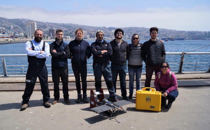 Equipamiento único en Chile potenciará estudios de la UV en el océano