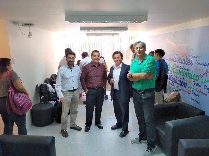 Centro de Investigación en Innovación, Desarrollo Económico y Políticas Sociales, inauguró nuevas áreas de trabajo