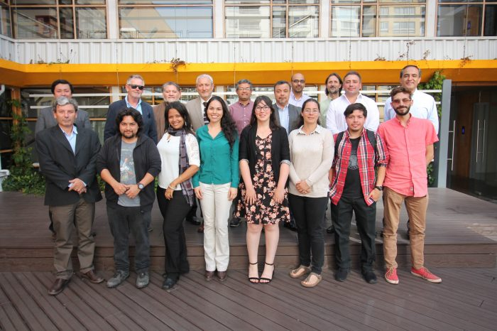 UV recibe a primera generación de estudiantes de Doctorado en Ciencias e Ingeniería para la Salud