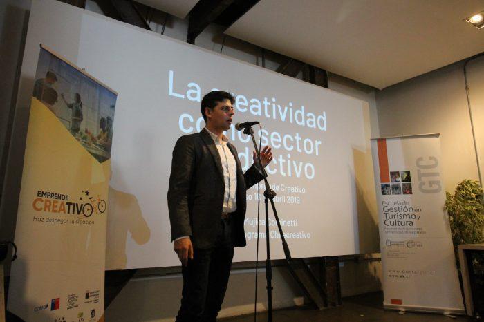 UV lanza proyecto que potenciará la creatividad e innovación en la Región de Valparaíso