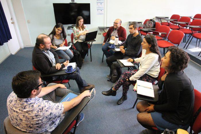 Investigadores Jóvenes de Ciencias se asesoran en Proyectos Fondecyt