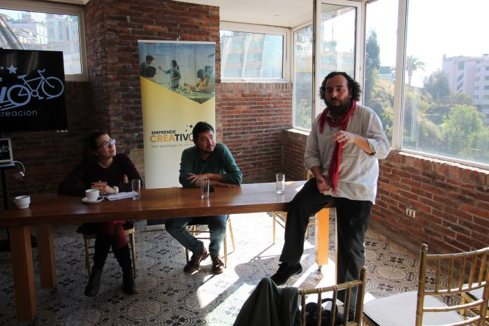 II Conversatorio de Economía Creativa se enfocó en desafíos y oportunidades de extranjeros en la región