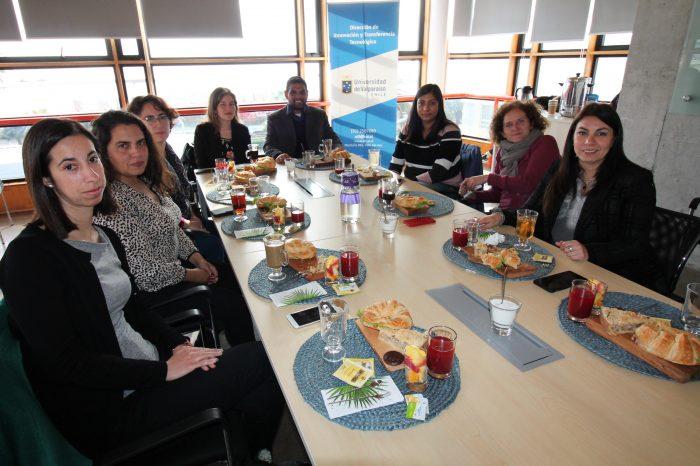 Café e Innovación Mujeres generó conversación sobre quehacer universitario