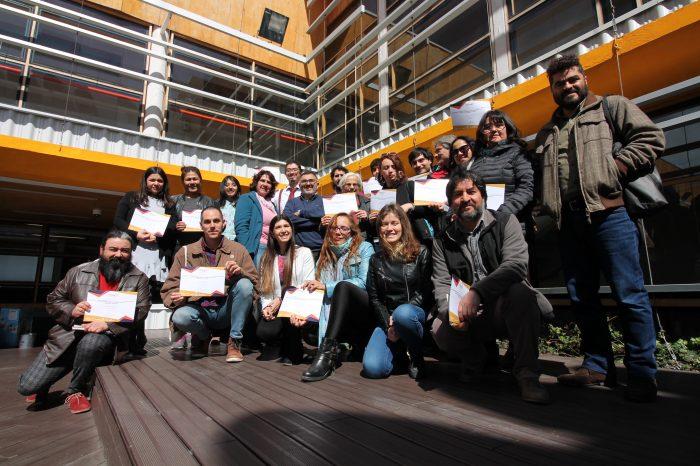 Emprende Creativo potencia el trabajo colaborativo en la Región de Valparaíso