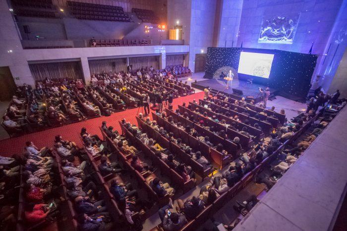 Exitosa jornada tuvo en Valparaíso el Congreso del Futuro 2020