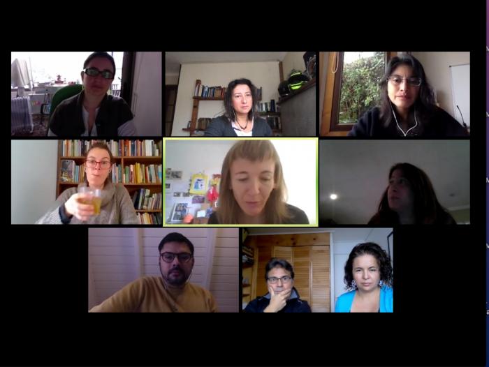 Académicas de las UV participan en Mesa Regional COVID–19 de Ciencias Sociales y Humanidades