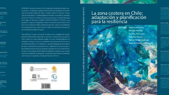 Investigadores del Centro COSTAR participan en publicación científica sobre la zona costera chilena