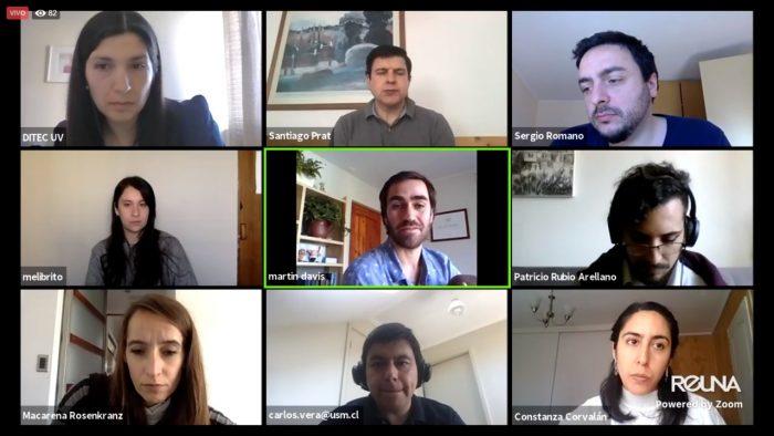 CATI Valparaíso continúa potenciando los jueves de PI con participativa charla sobre Derechos de Autor