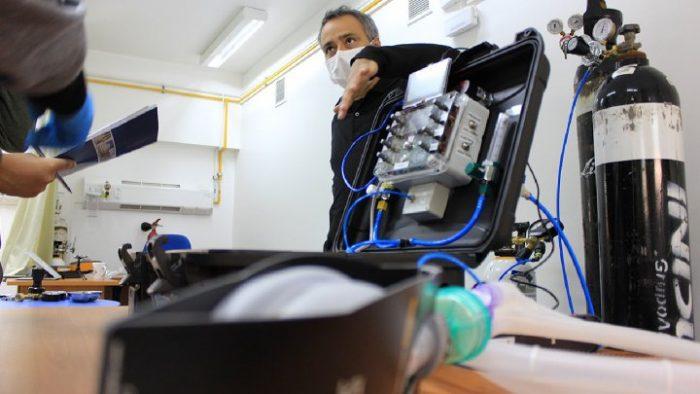 Certemed UV evaluará muestra aleatoria de 47 ventiladores mecánicos