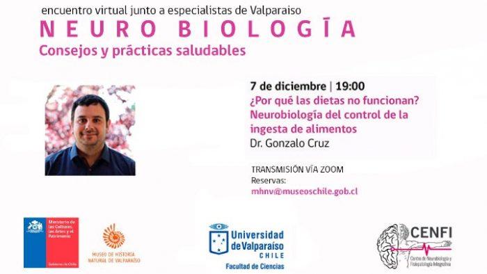 """Segunda charla de Neurobiología del CENFI: """"¿Por qué las dietas no funcionan?"""""""