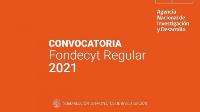 Destacada participación de la UV en Concurso Nacional de Proyectos Fondecyt 2021