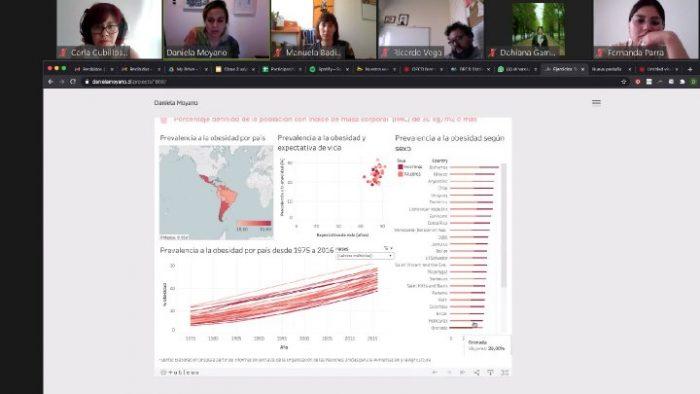 Exitoso primer taller para investigadores de Proyecto Anillo SOC180007