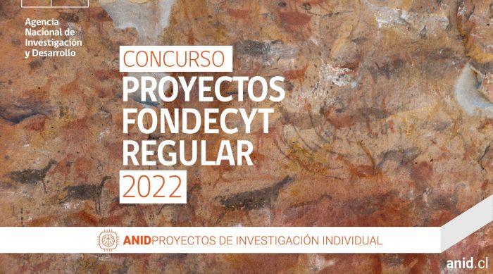 ANID abre período de postulaciones al concurso Fondecyt Regular 2022