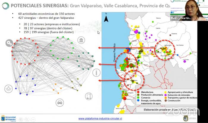 """Investigadora UV participó como expositora en segunda versión de """"Diálogos de Construcción Sustentable"""""""